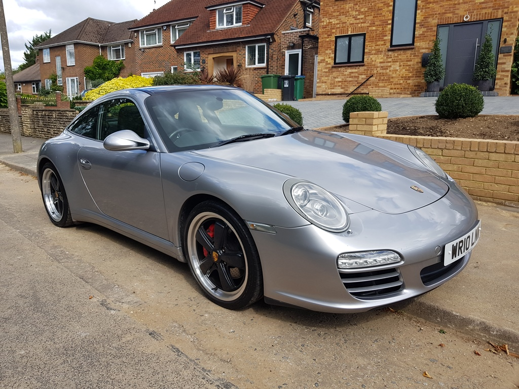 911 997 Targa 4s For Sale In Tring First Listed 08