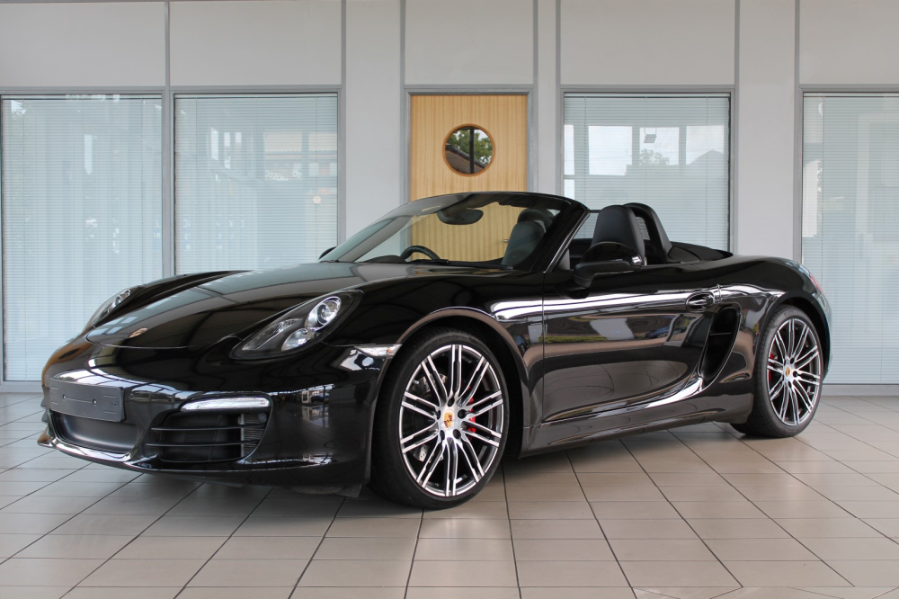 Boxster 981 S