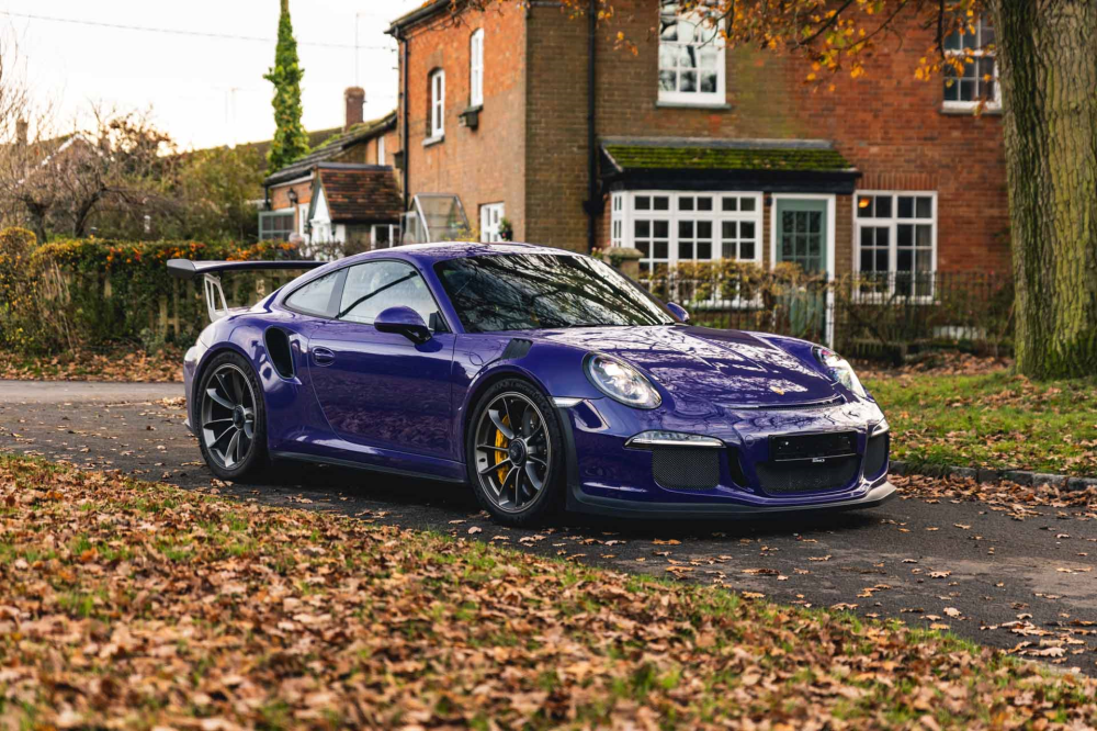 911 (991) GT3 RS