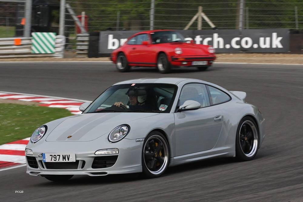 Fuchs Wheels On A 9911 Porsche Forum From Porsche Club Gb