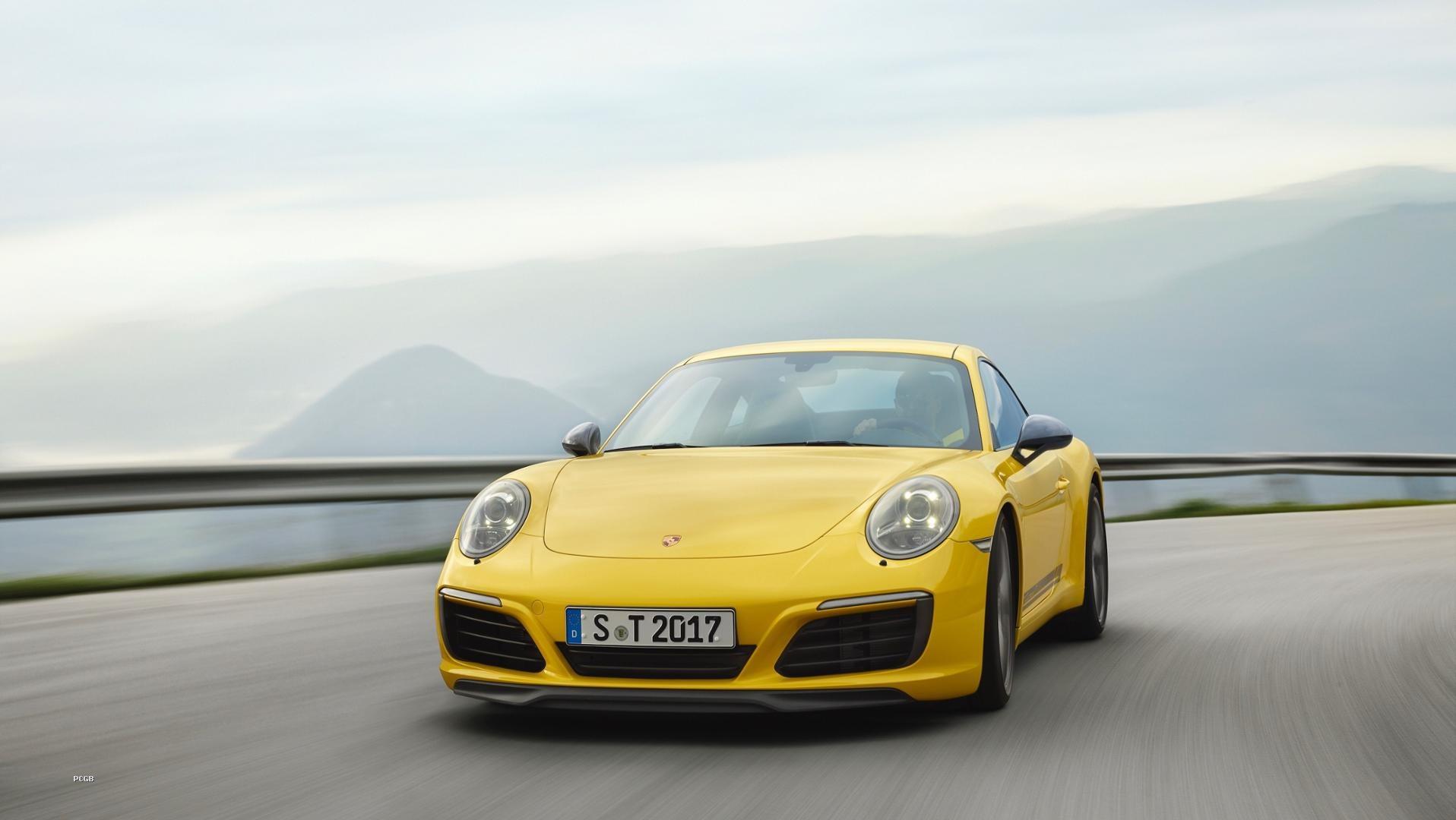New Model 991 911t Porsche Forum From Porsche Club Gb