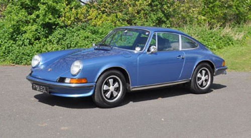 UK RHD 2.4S Sells At Auction For Record Amount