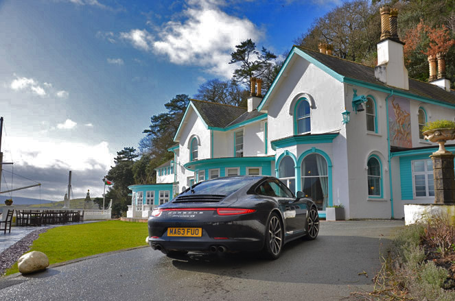 Portmeirion in a C4S
