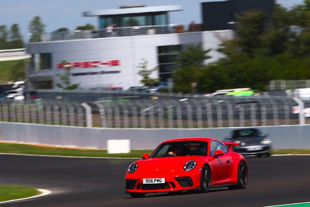 2020 Porsche Club Trackday Calendar Announced