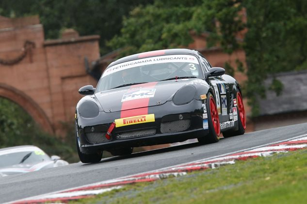 Ross Morris Takes Porsche Title after Donington Park