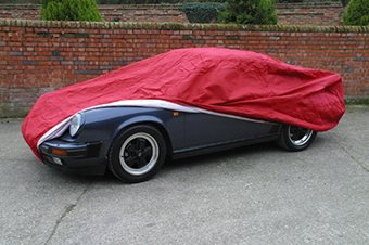 Indoor cover for Porsche 993 and all earlier 911 variants