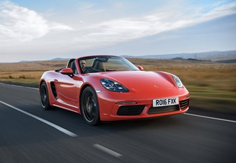 Boxster Breakfast Morning – North