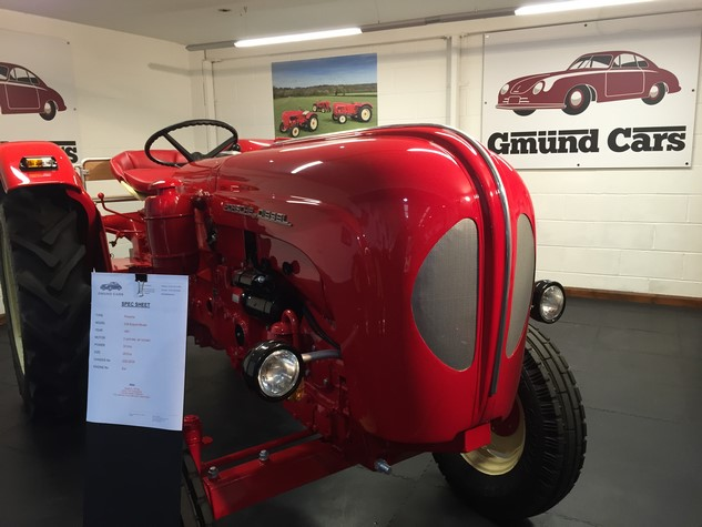 Gmund Cars Open Day October 2017