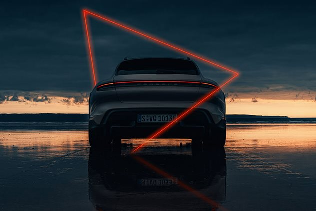 Porsche Adventure, Electrified – This Sunday