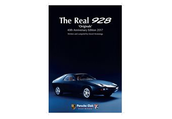 "The Real 928 ""Originals"" 40th Anniversary Edition 2017"