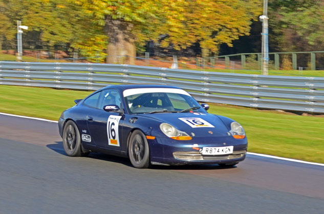 Outon Park Track Day November 16