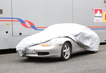 Moltex Outdoor cover for Boxster & Cayman