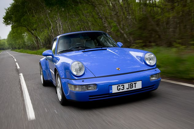 Porsche 964 Technical Seminar announced