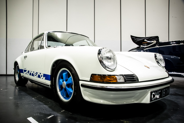 London Classic Car Show - Day 3