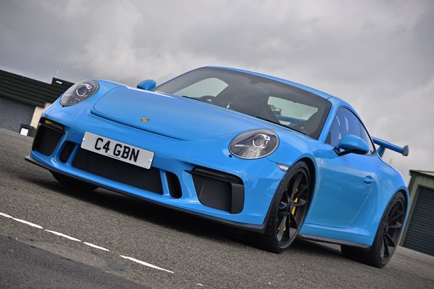 The great debate – 911 Turbo or GT3