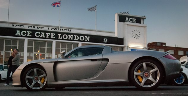 Photo 1 from the Carrera GT Photos gallery