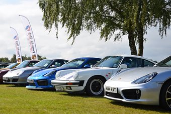 Oulton Park Gold Cup (26th - 28th  August)