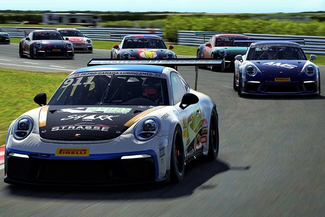 Season Three Opener for the Porsche Club GB Sim Championship