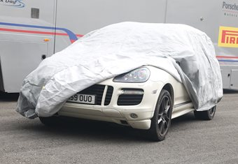 Moltex Outdoor cover for Macan, Cayenne, Panamera & Taycan