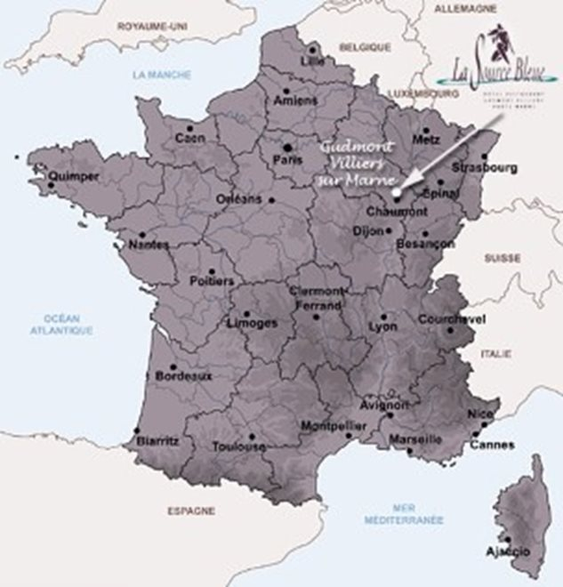 2014 May Tour to France