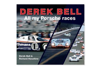 Derek Bell - All my Porsche races
