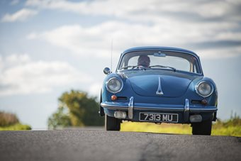 Porsche 356 Tour of the Midlands