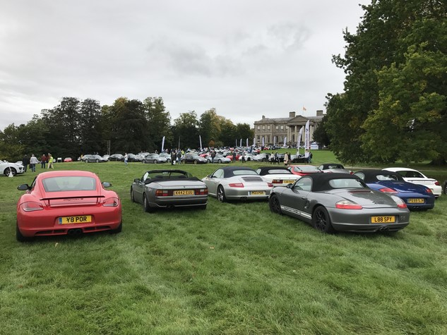 Ragley Hall National Event 2017
