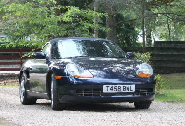 Early Boxster for sale: Now reduced