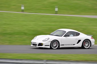 Your Porsche at PEC – 45 minute drives