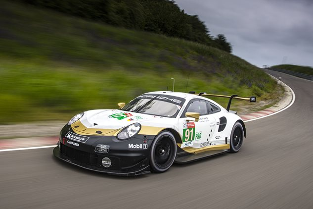 Porsche reveals latest Le Mans liveries