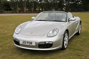 Boxster (987) Buyers' Guide