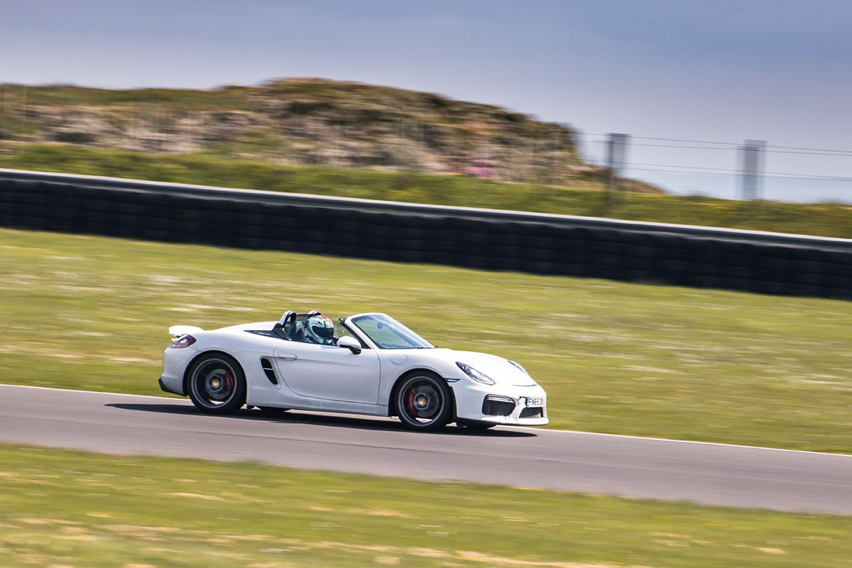 Anglesey Circuit Trackday - 15 May