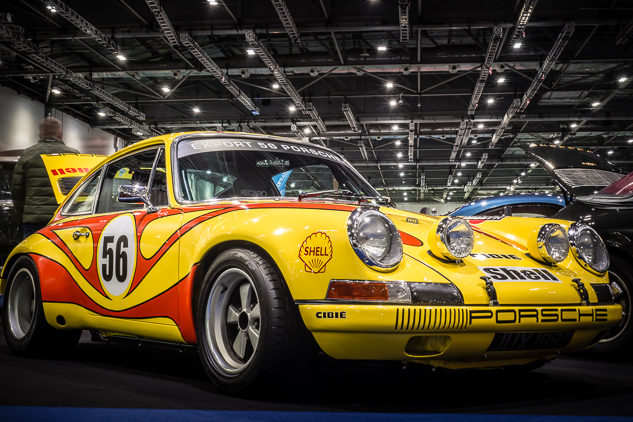 London Classic Car Show 2018 - Day 1