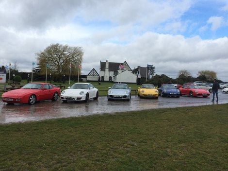 Sunday Drive to Donington Motor Museum
