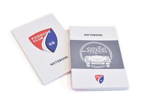 Porsche Club Notebook