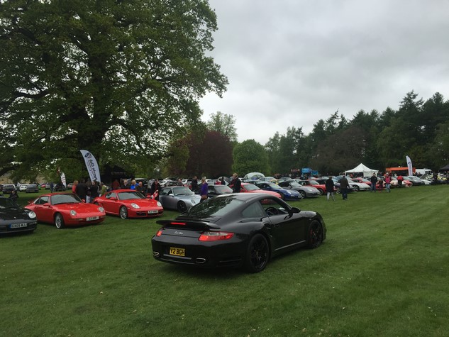 Newby Hall Sports Cars In The Park
