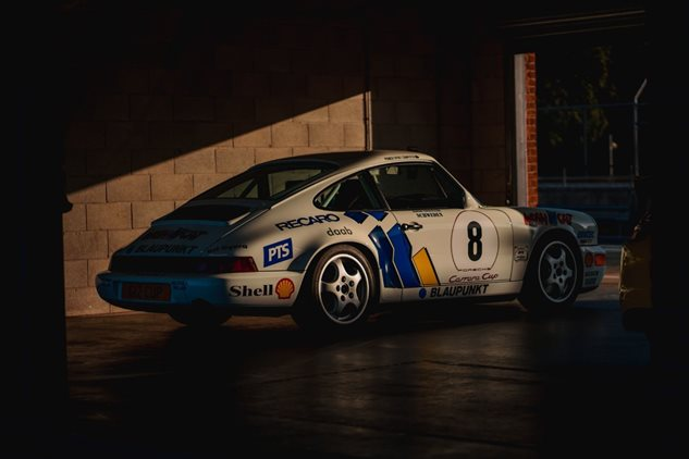 Porsche Club Motorsport Update