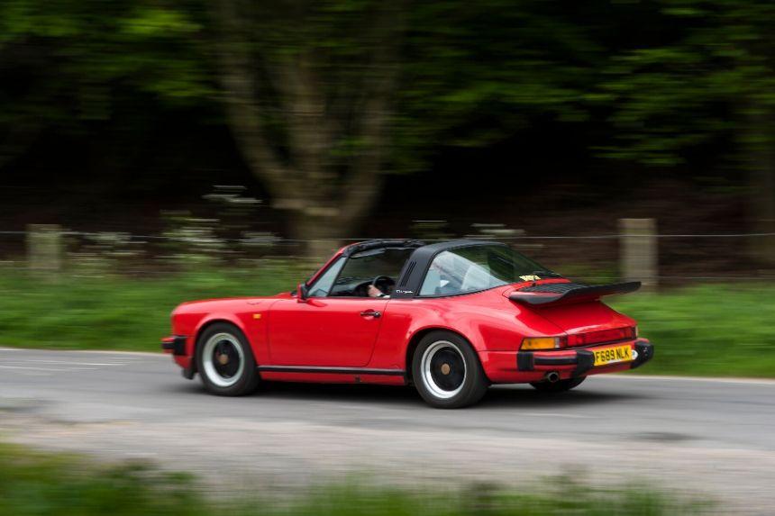 Porsche 911 Carrera 3 2 Buyers Guide Porche Carre 3 2 Register Porsche Club Gb 911 Carrera 3 2 Porsche Club Great Britain