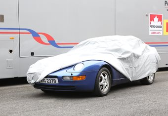 Moltex Outdoor cover for 928 and 993, 996 and 997 with Fixed Spoilers