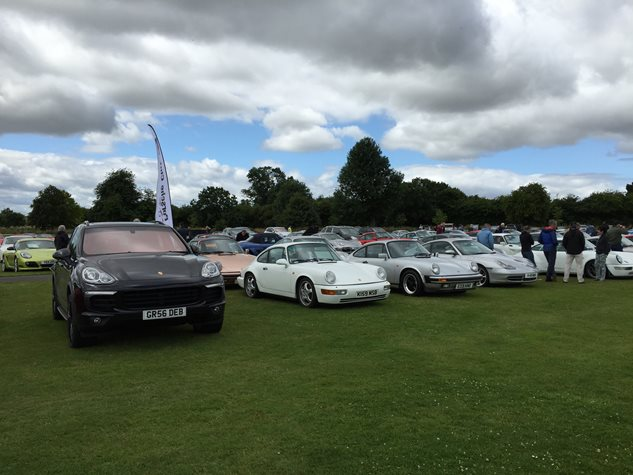 Yorkshire Festival of Porsche July 2015