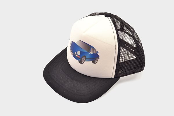911 Turbo Kids Snap-Back Cap