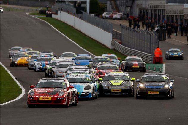 Super Season in Prospect for Club Championship and Boxster Cup Cars
