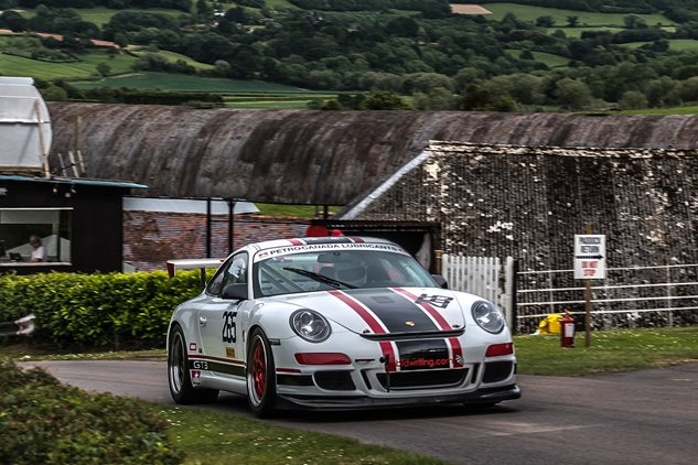 Class Wins to Turnbull and Ayres at Shelsley Walsh