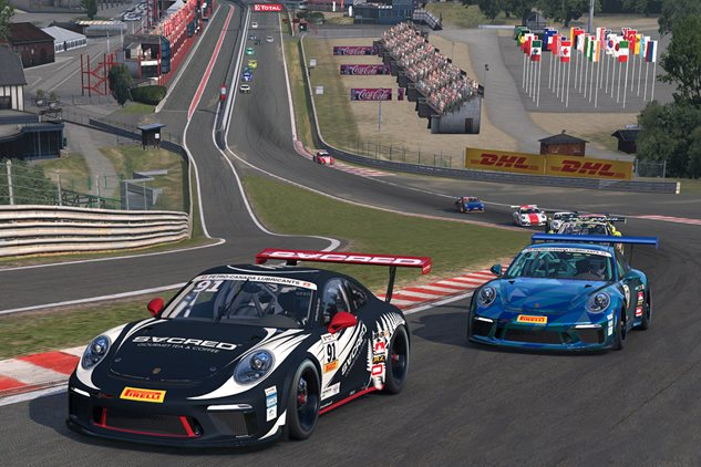 Get set for a new season of sim racing
