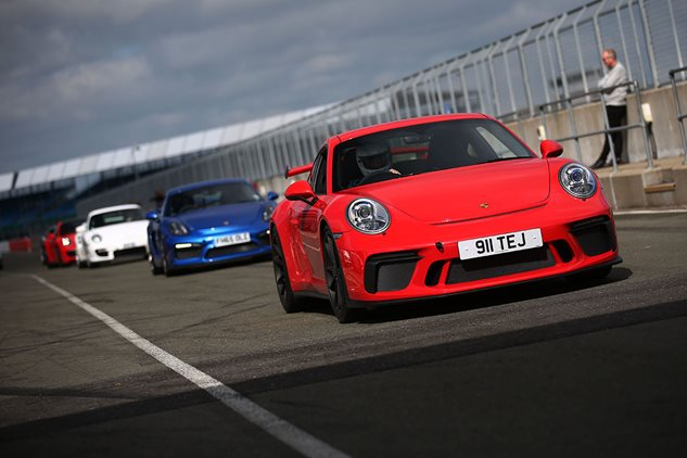 Spaces available at Silverstone GP trackday