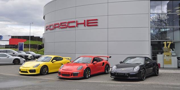 Porsche Driving Experience >> Porsche Driving Experience Silverstone Classic Porsche Club