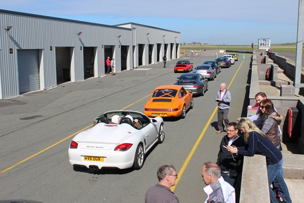 Anglesey Track Day