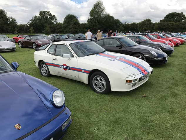 Yorkshire Festival of Porsche July  2017