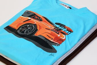Mens GT3 RS T-Shirt