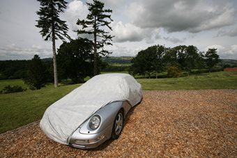 Classic Additions Lightweight Breathable Outdoor Car Cover